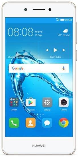 Смартфон HUAWEI GR3 2017 16Gb LTE Gold