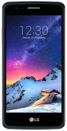 Смартфон LG K8 2017 X240 16Gb LTE Blue