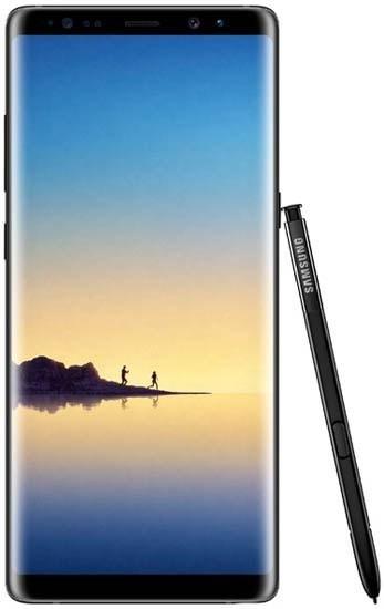 Смартфон Samsung Galaxy Note 8 64Gb SM-N950F Dual SIM LTE Black