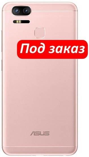 Смартфон ASUS ZenFone 3 Zoom ZE553KL 64Gb Dual SIM LTE Pink