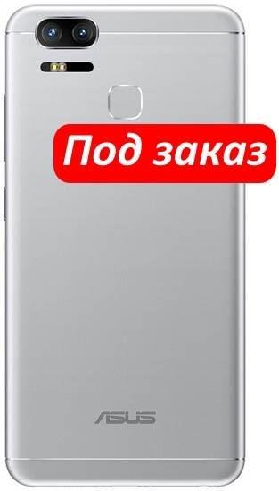Смартфон ASUS ZenFone 3 Zoom ZE553KL 64Gb Dual SIM LTE Silver