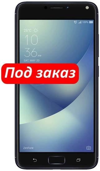 Смартфон ASUS ZenFone 4 Max ZC554KL 2/16GB Black