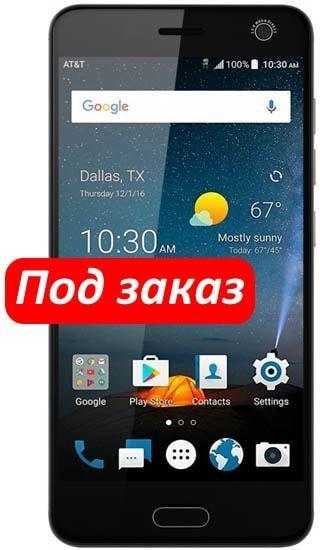 Смартфон ZTE Blade V8 32Gb Dual SIM LTE Gray