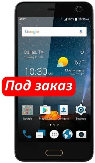Смартфон ZTE Blade V8 64Gb Dual SIM LTE Black