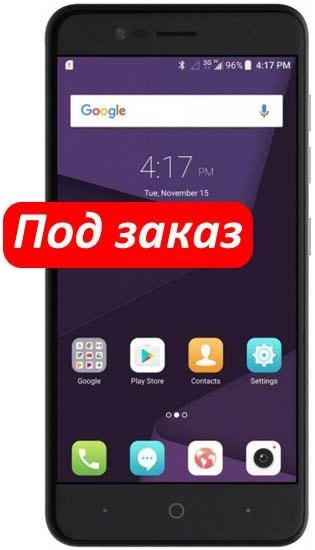 Смартфон ZTE Blade V8 mini 32Gb Dual SIM LTE Black