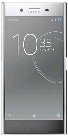 Смартфон Sony Xperia XZ Premium Dual 64Gb LTE Silver