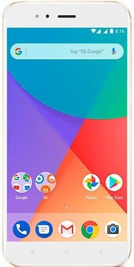 Смартфон Xiaomi Mi A1 64Gb LTE Gold