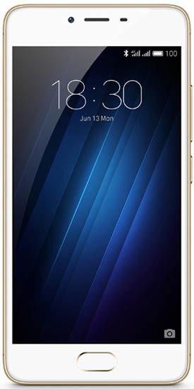 Смартфон MEIZU M3s 32Gb Y685H LTE Gold