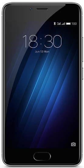 Смартфон MEIZU M3s 32Gb Y685H LTE Gray
