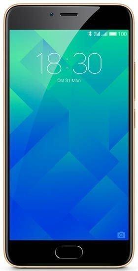 Смартфон MEIZU M5 16Gb M611H LTE Gold