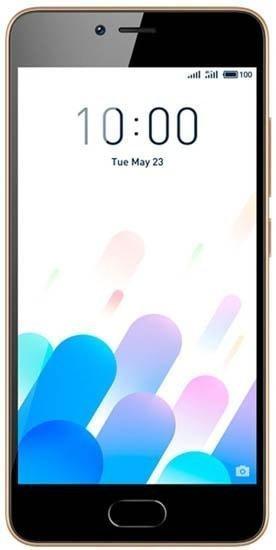 Смартфон MEIZU M5c 16Gb M710H LTE Gold