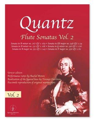 Quantz Flute Sonatas - Vol. 2