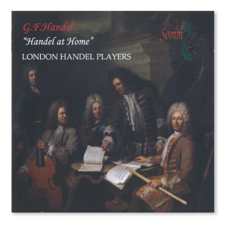 Handel at Home (Somm)