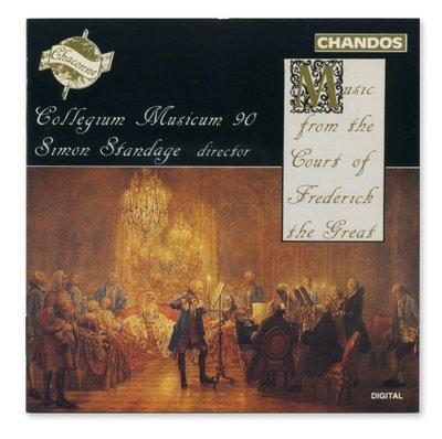 Music from the Court of Frederick the Great (Chandos)