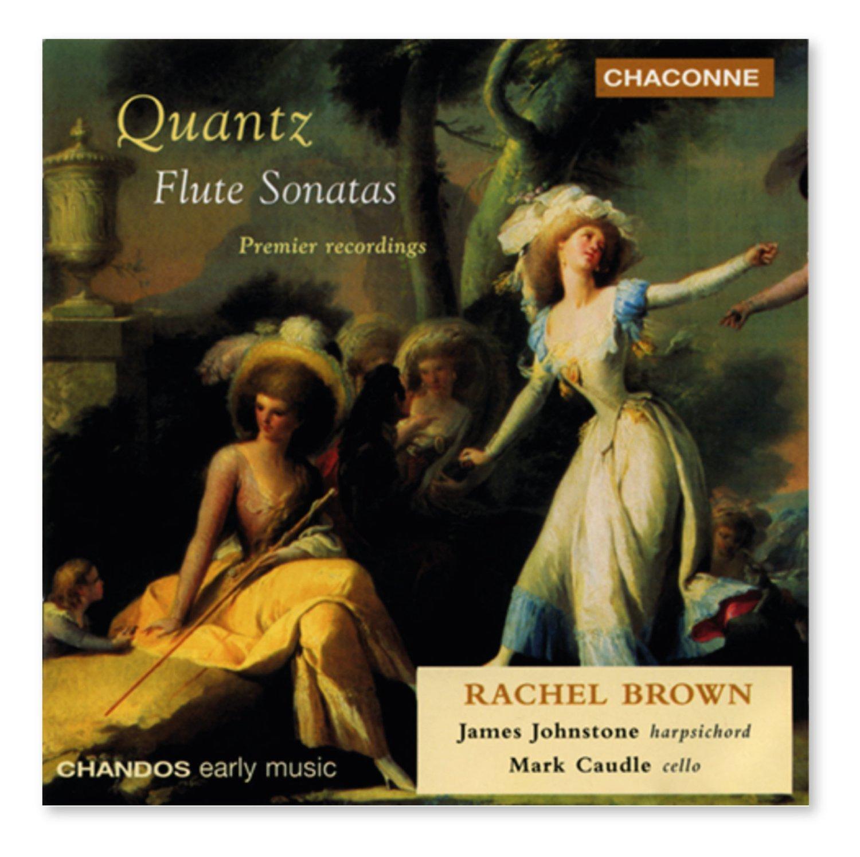 Quantz Flute Sonatas (Chandos)