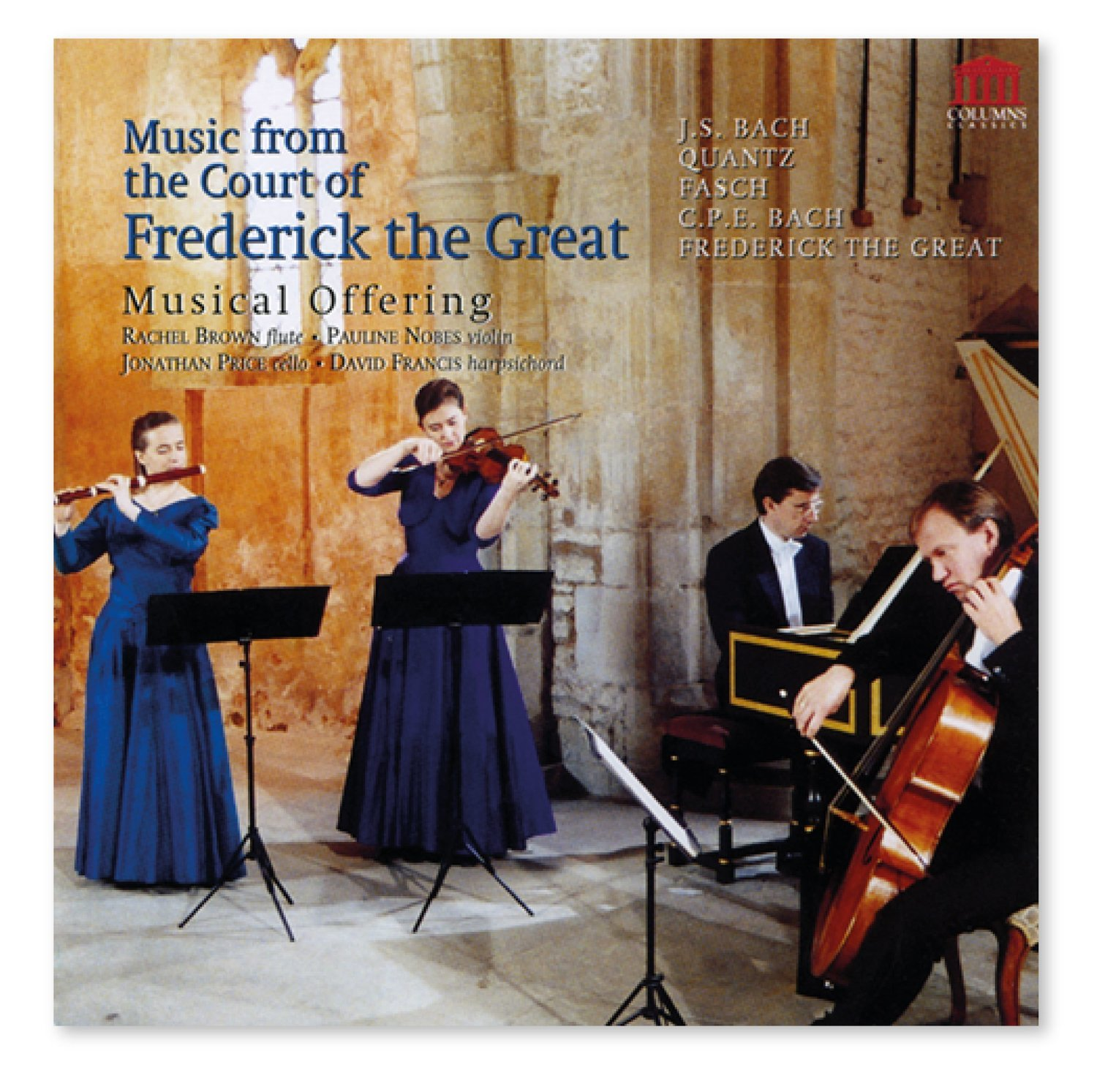 Musical Offering: Music from the Court of Frederick the Great (Collumns Classics)