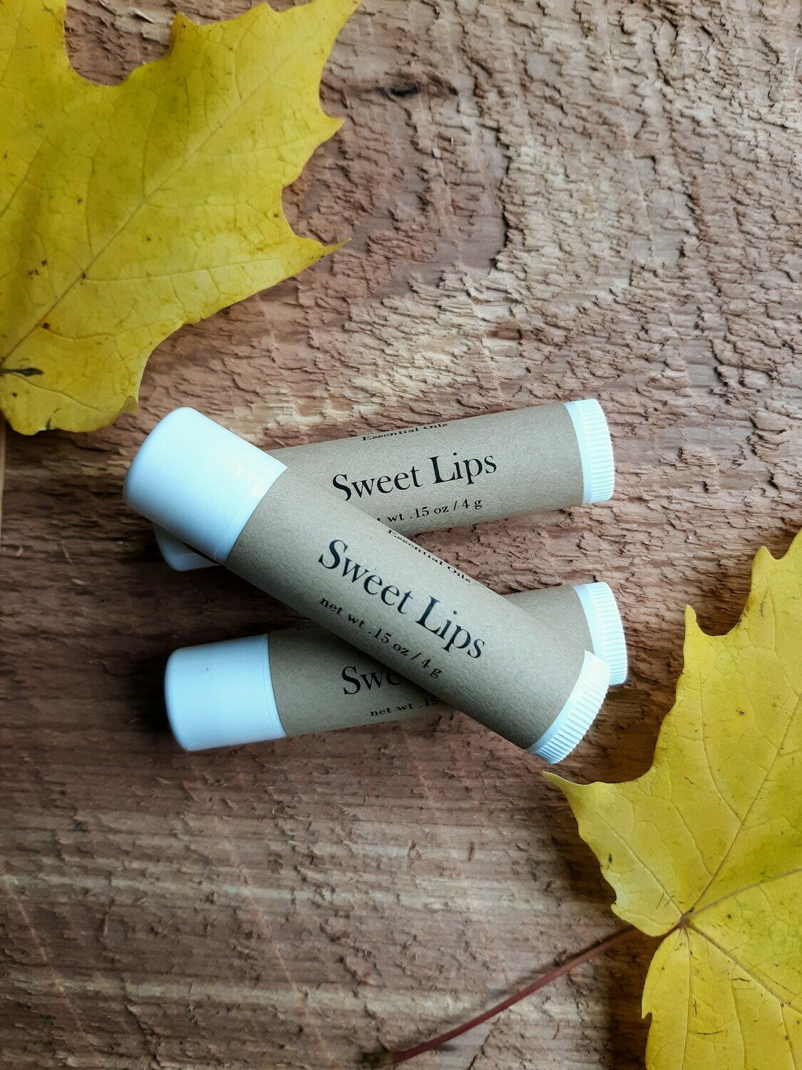 Sweet Lips Lip Balm: 2-Pack