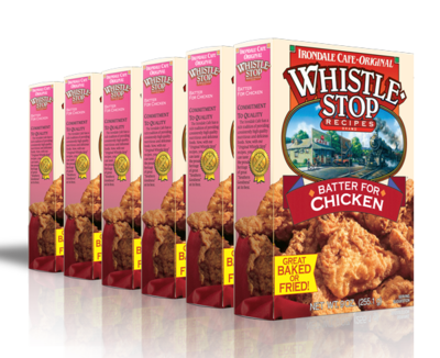 Batter Mix for Chicken | 9-oz | 6 Pack