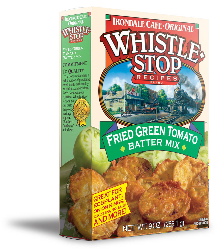 Fried Green Tomato Batter Mix | 9-oz | 1 Box