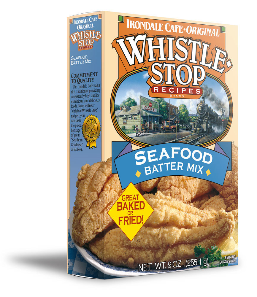Seafood Batter Mix | 9-oz | 1 Box