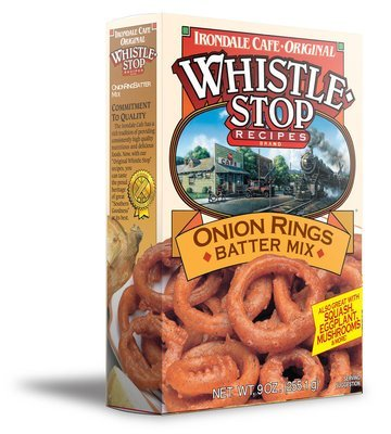 Onion Ring Batter Mix | 9-oz | 1 Box