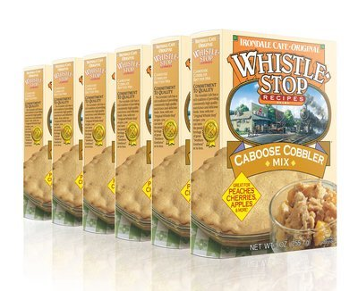 Caboose Cobbler Batter Mix | 9-oz | 6 Pack