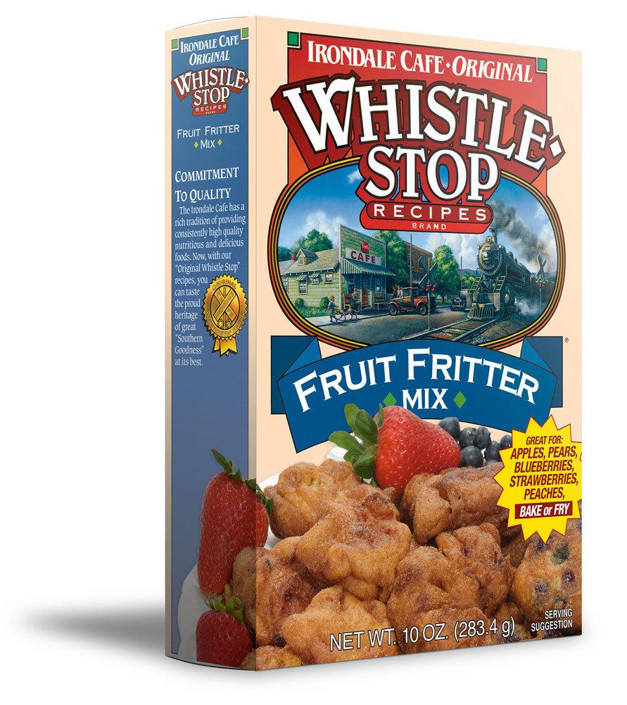 Fruit Fritter Batter Mix   9-oz   1 Box S110