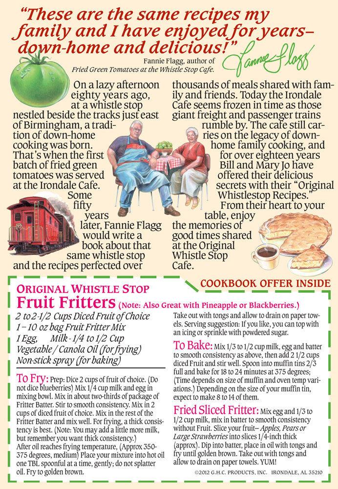 Fruit Fritter Batter Mix   9-oz   1 Box