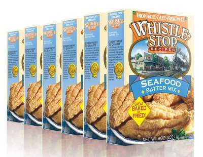 Seafood Batter Mix | 9-oz | 6 Pack