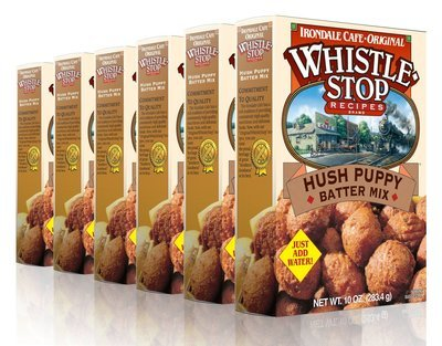 Hush Puppy Batter Mix | 10-oz | 6 Pack