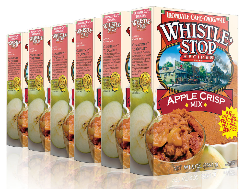 Apple Crisp Batter Mix | 9-oz | 6 Pack