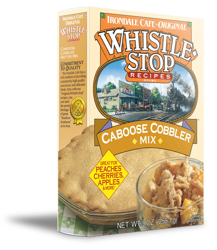 Caboose Cobbler Batter Mix | 9-oz | 1 Box
