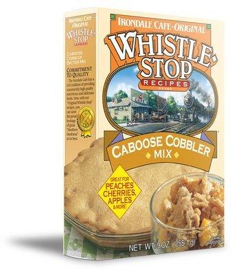 Caboose Cobbler Batter Mix | 9-oz | 1 Box