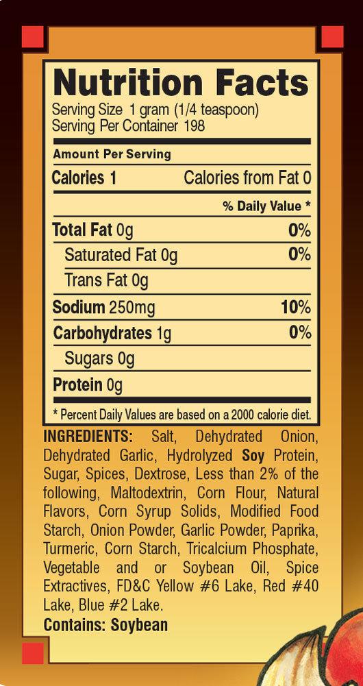 Grill-It Chargrill Seasoning | 5.6-oz | 1 Shaker