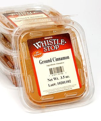 Ground Cinnamon | 3.5-oz. | 1 Clam Shell