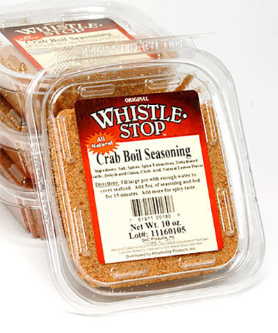 Shrimp & Crab Boil Seasoning | 10-oz. | 1 Clam Shell