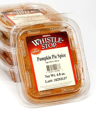 Pumpkin Pie Spice | 4.8-oz. | 1 Clam Shell