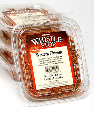 Western Chipotle | 4.8-oz. | 1 Clam Shell