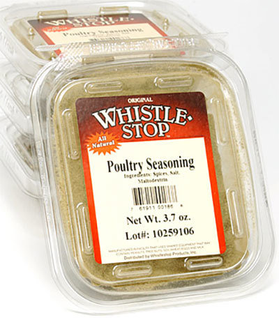 Poultry Seasoning | 3.7-oz. | 1 Clam Shell