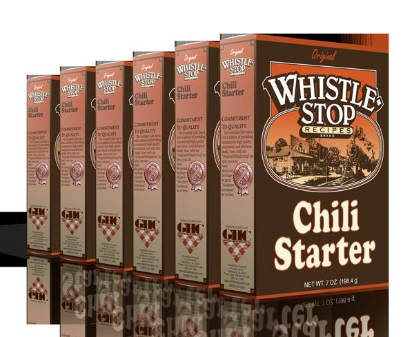 Chili Starter Mix | 5-oz | 6 Pack