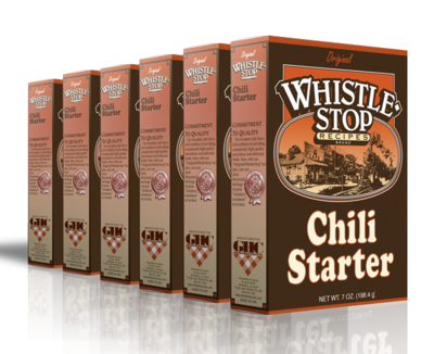 Chili Starter Mix | 5-oz | 6 Pack