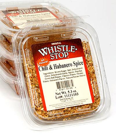 Chili Habanero Spice | 5.3-oz. | 1 Clam Shell