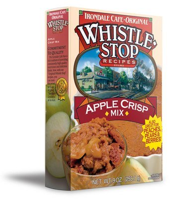 Apple Crisp Batter Mix | 9-oz | 1 Box