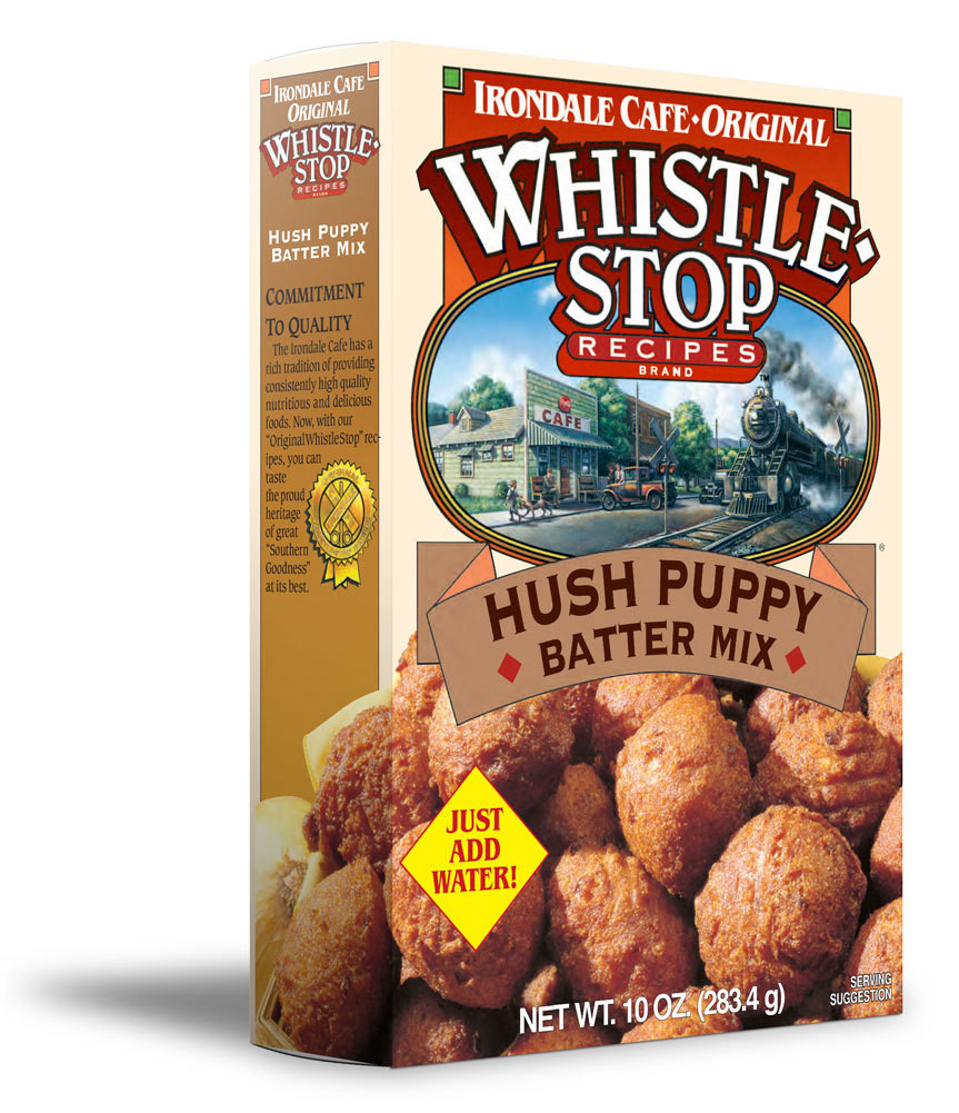 Hush Puppy Batter Mix | 9-oz | 1 Box