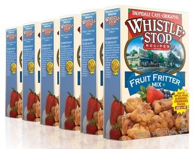 Fruit Fritter Batter Mix | 9-oz | 6 Pack