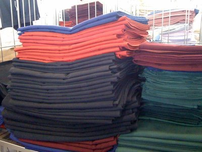 20x20 Napkins, Special Colours to hire