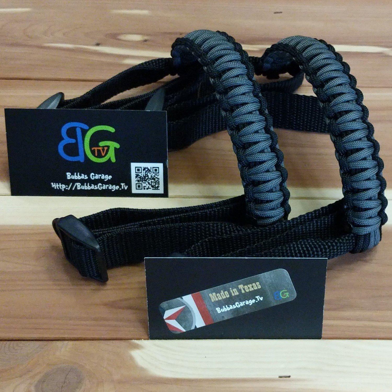 Reversible Paracord Jeep Wrangler Grab Handles Pick your pairs Black /& Tan