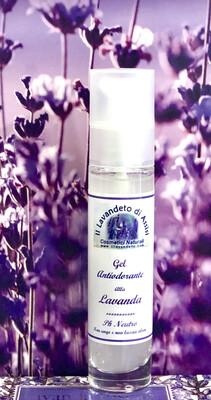 Gel Antiodorante alle Lavanda 50 ML