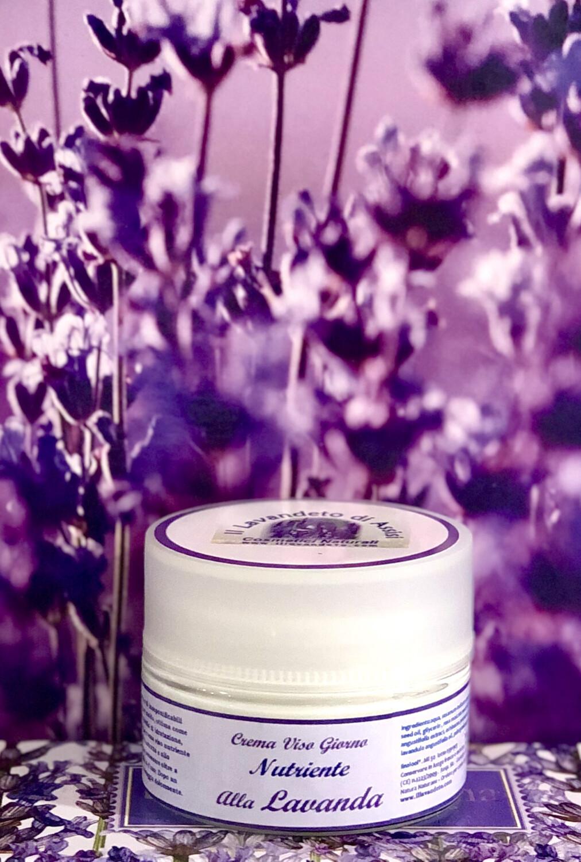 Crema viso nutriente alla lavanda 50 ML (ONLY EUROPE)