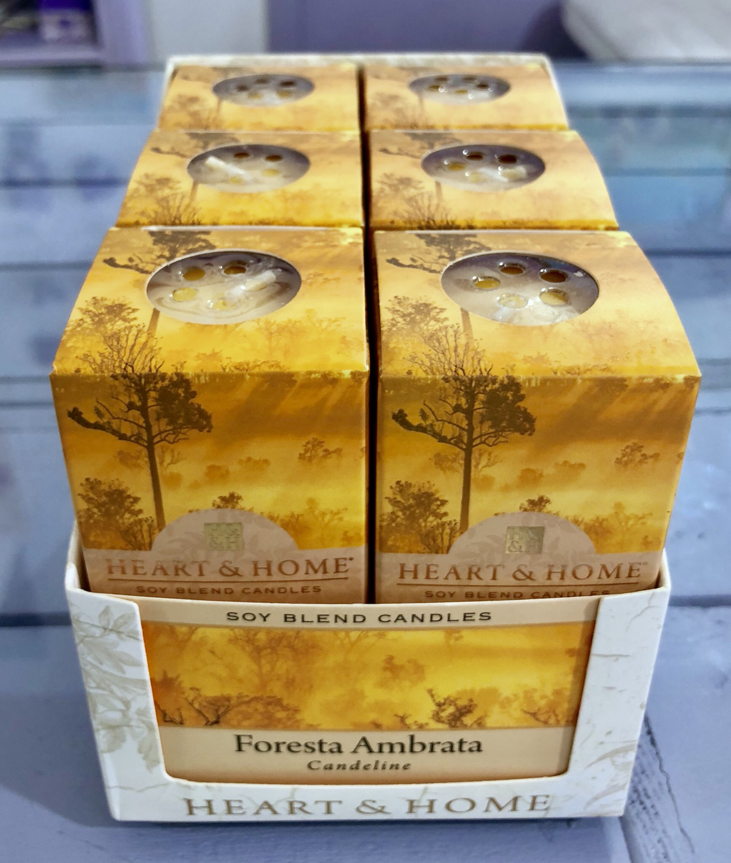 Candela Foresta Ambrata